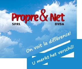 Propre et net - Nettoyage générale