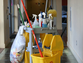 Propre et net - Nettoyage d'hotels